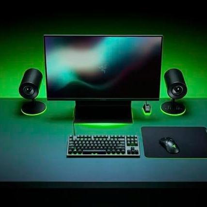 레이저 기간투스 V2 마우스 패드 장패드, 1개, Medium
