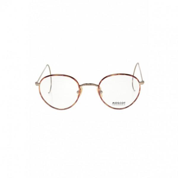 Moscot 'Nachus' optical glasses NACHUS 0-0802-01 HAVANA ANTIQUE 150불 이상 주문시 부가세 별도