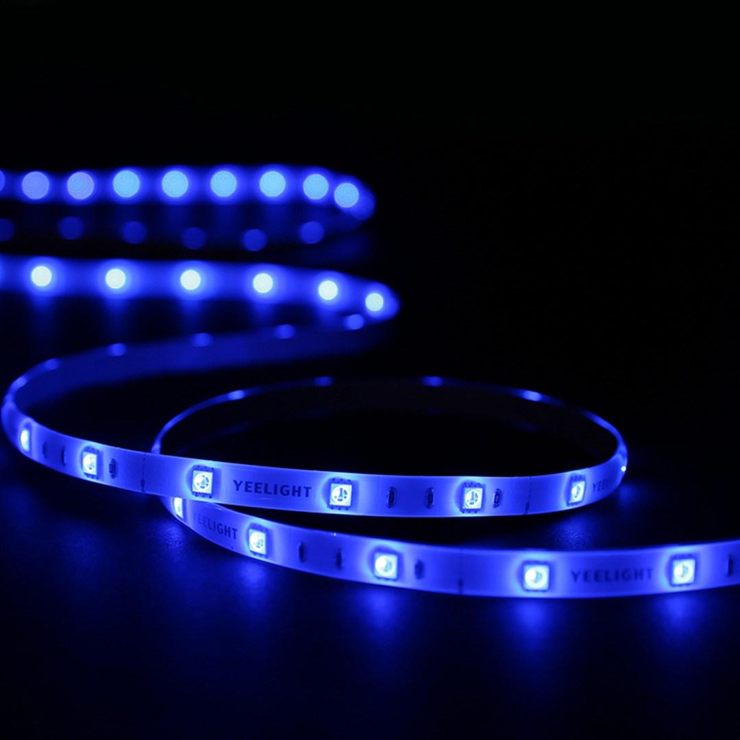 샤오미 이라이트 스마트 LED 바 스트립 라이트 2세대, 연장백 1미터(단독사용불가)