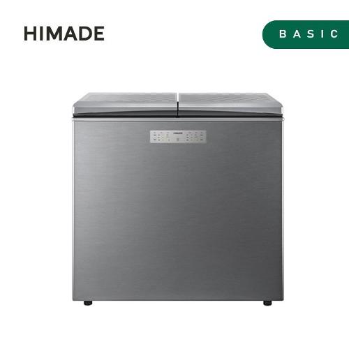하이메이드 김치냉장고 HDKN23EXSS[216L/스타크실버/1등급], 단품없음 (POP 5673328997)
