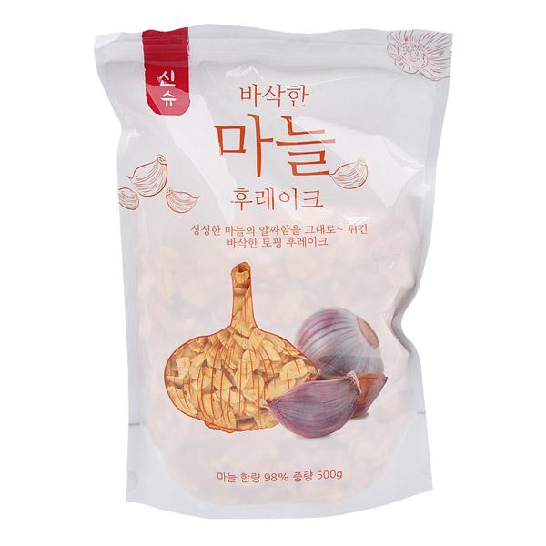 [아임네이처] 튀긴 마늘슬라이스 (마늘칩 후레이크), 1개, 500g