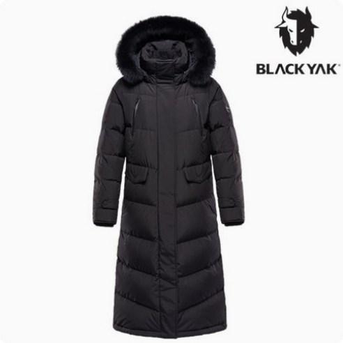 블랙야크 [BLACKYAK] 이월특가 여성용 롱구스다운자켓 B모션네오벤치S다운자켓#2 1BYPAW9523
