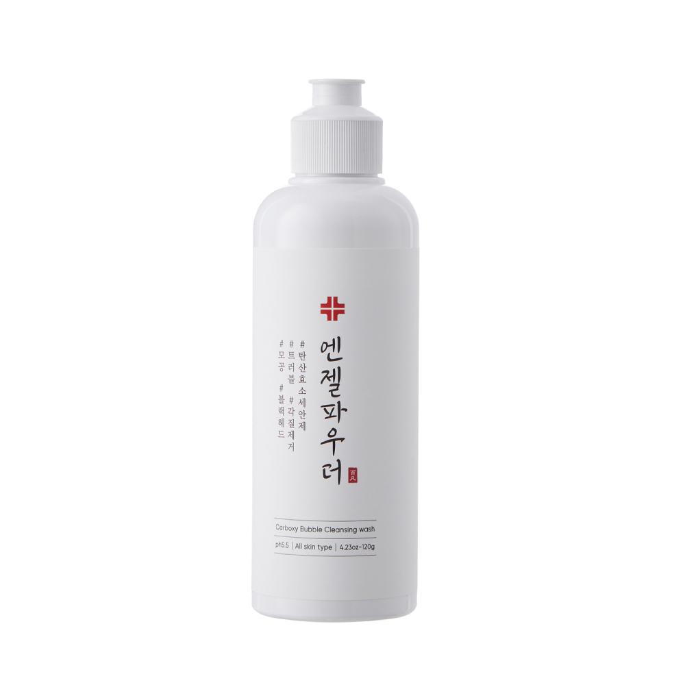본코리아 엔젤파우더 대용량 150g 탄산 효소 세안제, 1개