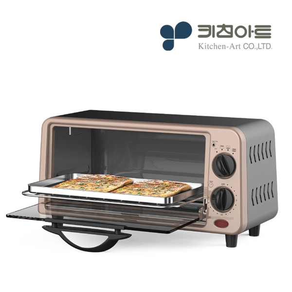 키친아트 가정용 미니오븐 제과제빵 토스터기, 단일상품