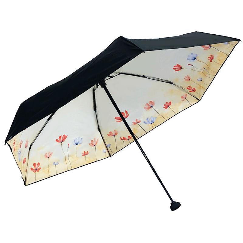 경량우산 Paradise양산 차양 자외선차단 자외선 여성빅사이즈 우산 겸용 접이식 작은사이즈 휴대용