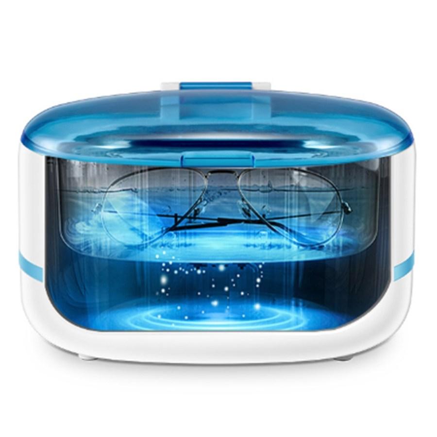 세렌디 샤오미 안경세척기 하드렌즈 귀금속 렌즈 세정기, 1, 표준 모델