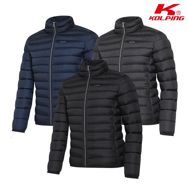 콜핑 남성 겨울 경량 패딩자켓 레닌-J(남) KPJ0625M 등산 패딩/다운패딩