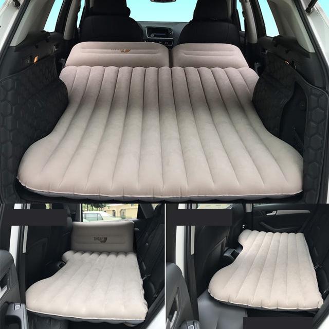 소림사 SUV전용 차박매트 자동차 에어매트 에어펌프포함