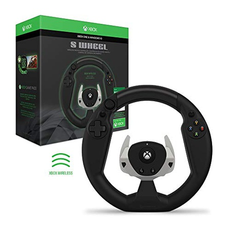 Hyperkin S 휠 무선 레이싱 컨트롤러 (with 게임 paSS) for Xbox One - Officially licenSed By Xbox - Xb, 상세 설명 참조0, 상세 설명 참조0