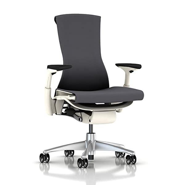 Herman Miller Embody Chair Charcoal Rhythm -