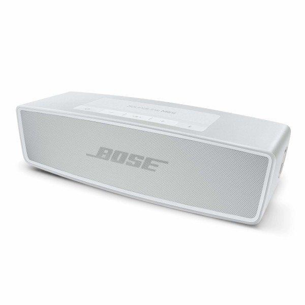 Bose보스 사운드링크 미니 블루투스 스피커2, Lux/Silver 스페셜에디션