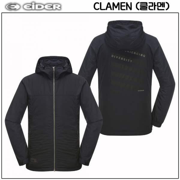 [현대백화점][아이더] (DMU18165 N4) 클라멘 남성 캐주얼 바람막이자켓