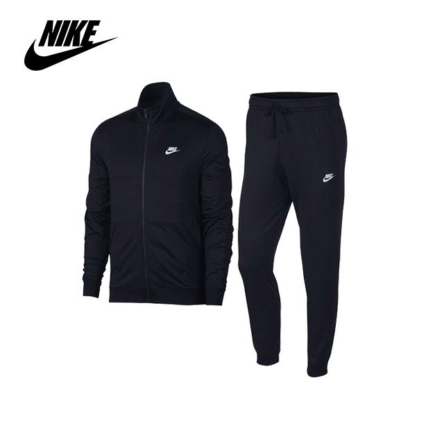 나이키 PK 트랙수트 세트 블랙 Nike PK Tracksuit Set / 828109-010