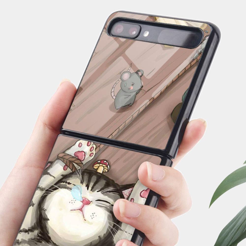 삼성 갤럭시 Z플립 Z플립5G 휴대폰 케이스