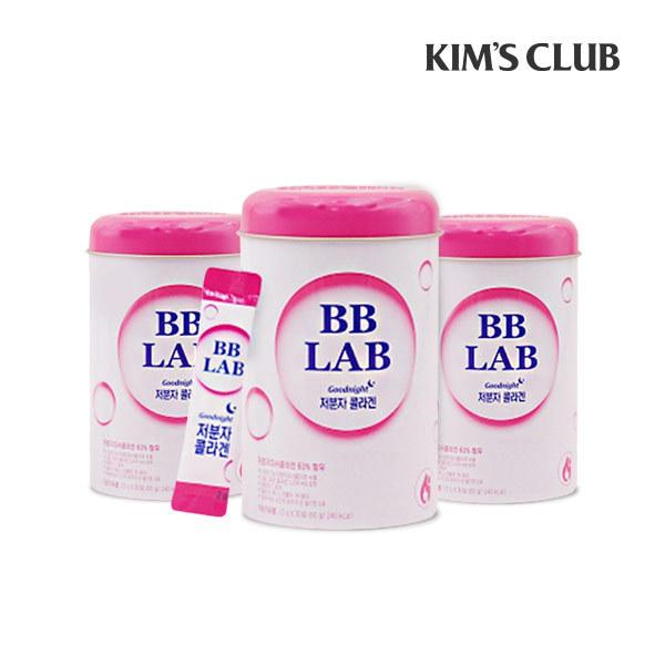 BB LAB) 저분자 콜라겐 30포(전지현콜라겐)*3개 90포, 30개, 3박스