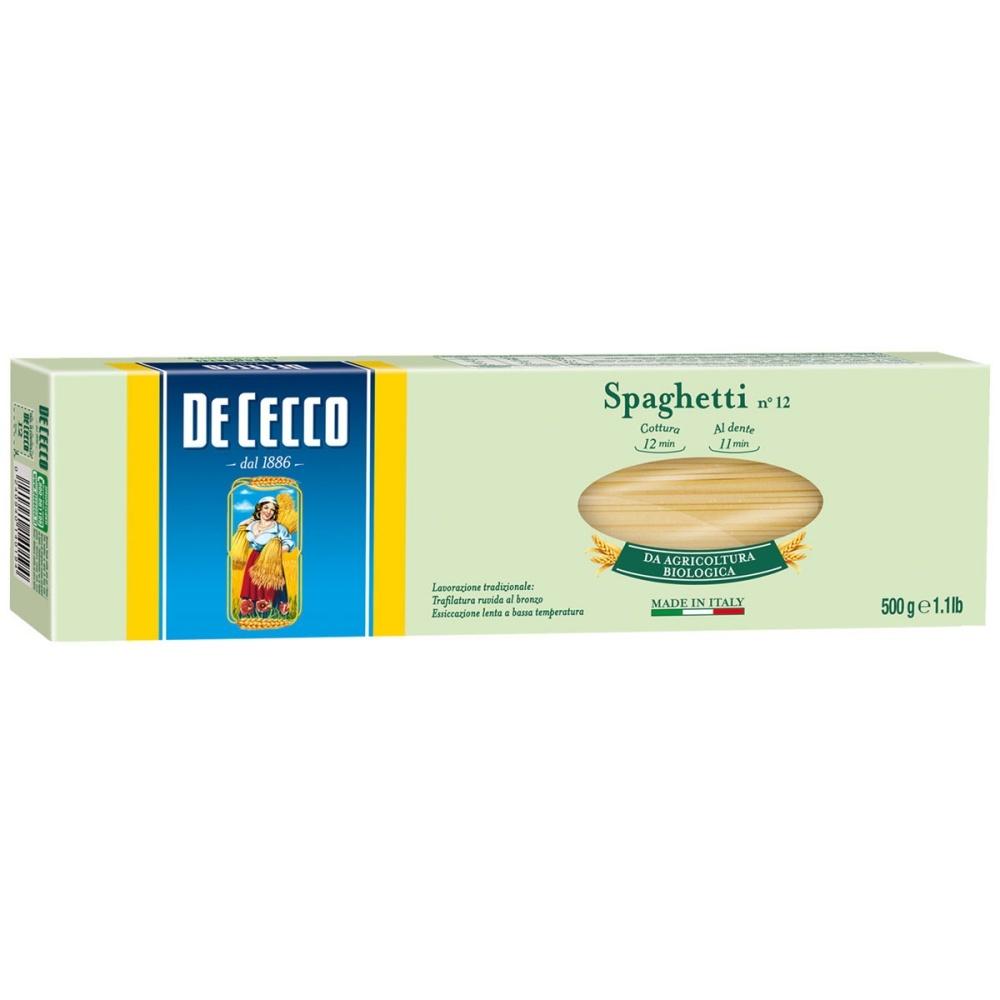 데 체코 유기농 스파게티니 500g x 4 코스트코 정품, 단일상품