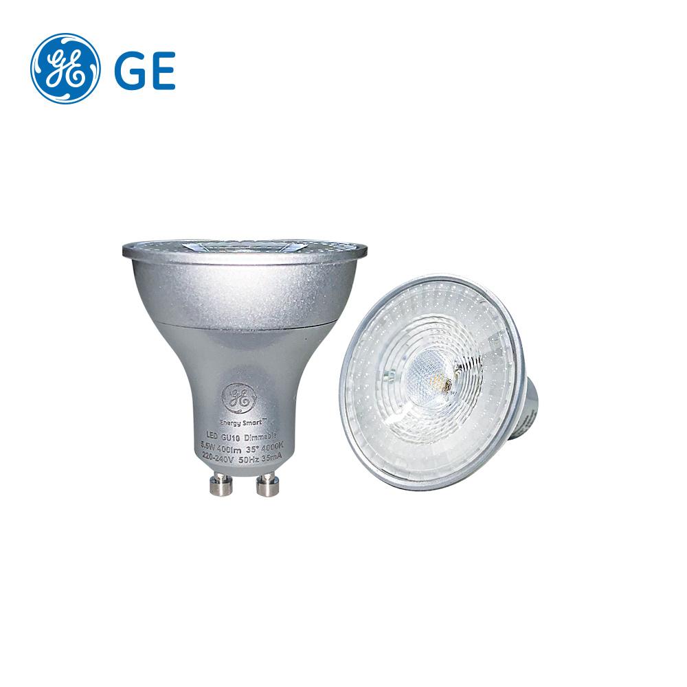 GE GU10LED 5.5W 이케아GU10 할로겐전구 (조광가능), 없음, 전구색(2700K)