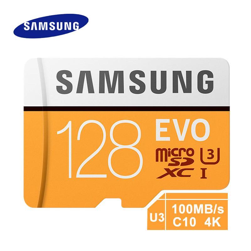 SamSung MicroSD 카드 128GB Class10 메모리