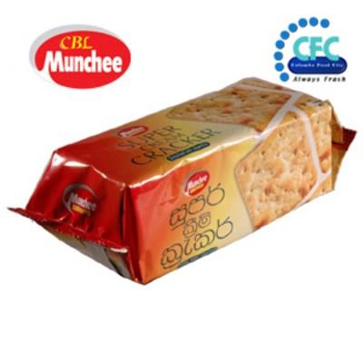 먼치 슈퍼 크림 크래커 수입과자 190g 카나페 크래커 munchee super cream cracker (1box24pea)