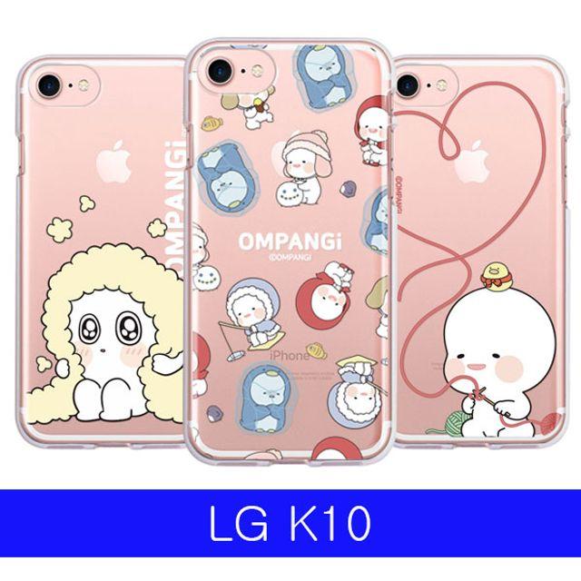 [W3434EC] LG K10 옴팡e 코지 투명젤 F670 케이스 (62631), 본상품선택 (POP 5148864793)