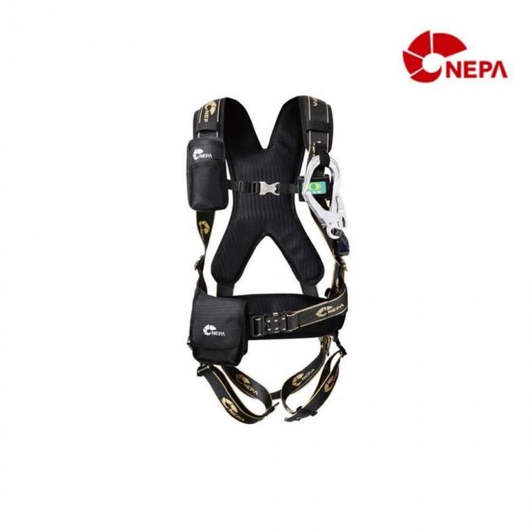 네파 산업용품 안전벨트 전체식벨트 203AE 공구 AR 릴자동 제설용품, 단품 (POP 2325775523)