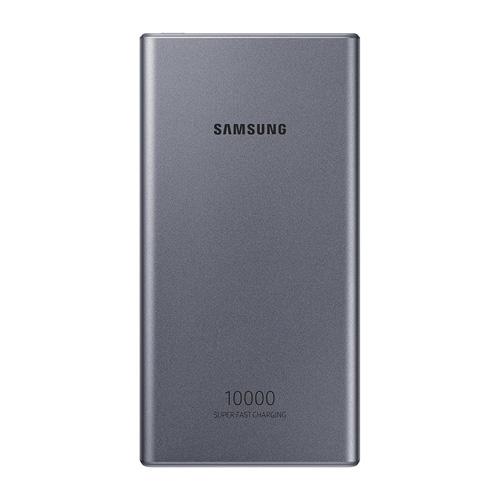 삼성전자 25W PD 초고속 충전 보조배터리 EB-P3300 10000mAh 아이폰 호환, 다크그레이