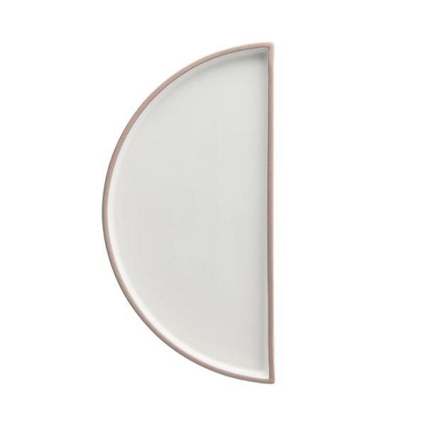 [갤러리아] 오덴세[오덴세] 레고트 1/2 원형 접시, 스윗펌킨