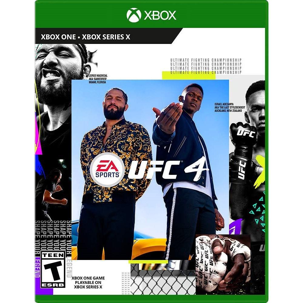 EA SPORTS UFC 4 - Xbox One, 단일상품