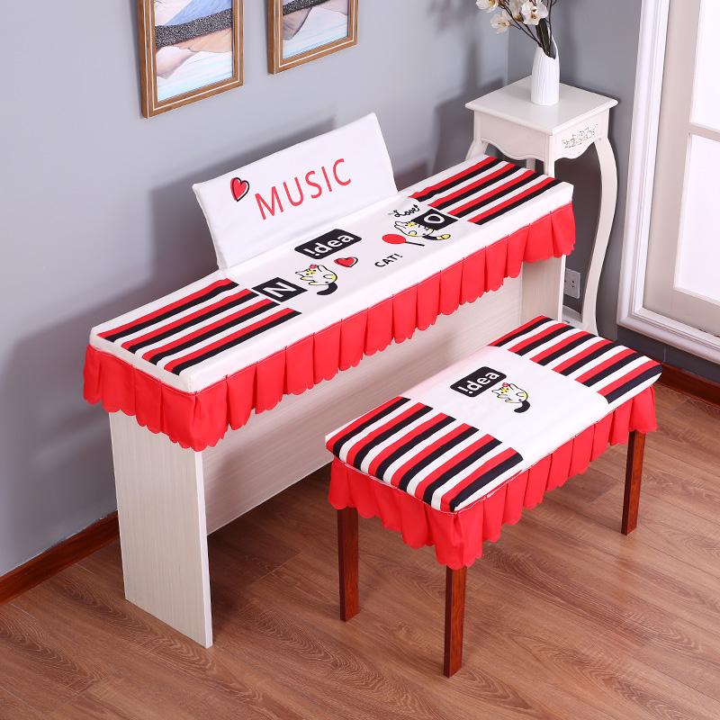 피아노커버 뉴타입 프린팅 88건 전기피아노 커버전기 61건 전자피아노 방진커버 주문제작가능, T01-CAT전자피아노 후드, C12-PX-S1000BK(미포함 커버)