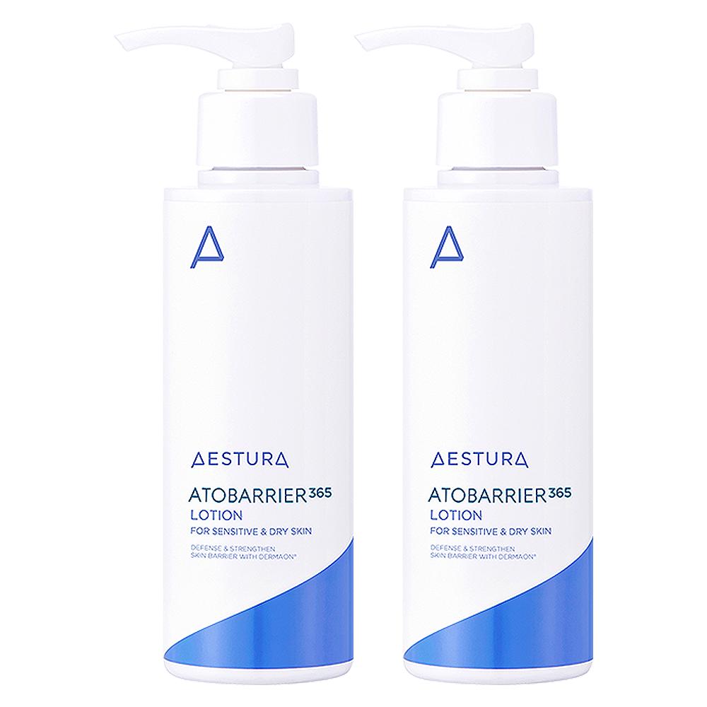 에스트라 아토베리어365 로션 150ml 1+1 건성피부로션 피부장벽강화, 2개