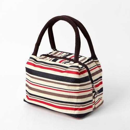 [바보사랑]사각 도시락가방 도트백 손가방 도트백
