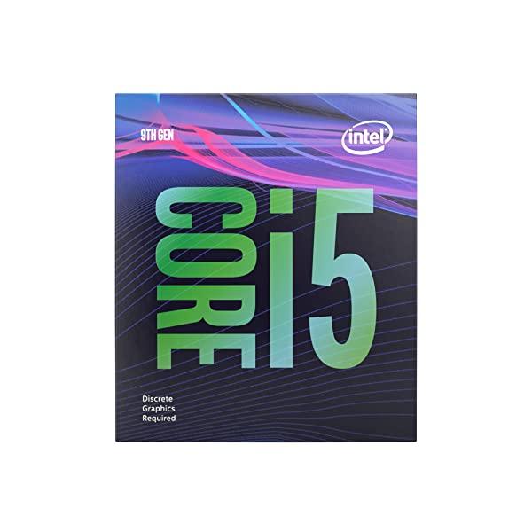 Intel BX80684I59400F CORE I5-9400F 2.90GHZ SKT1151 9MB CACHE BOXED:: (Components Processors CPU), 단일상품