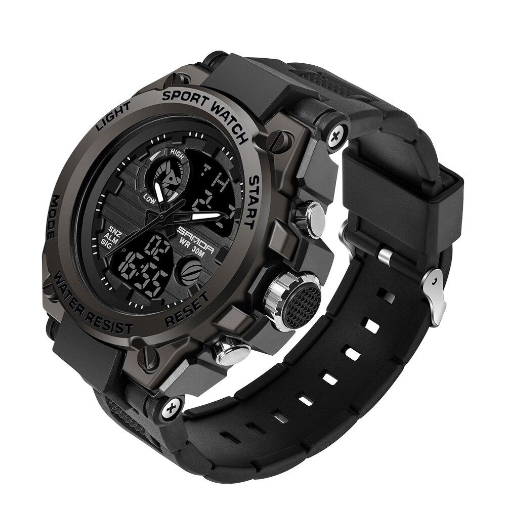 Gshock 시계 남자 Sportwatch 남자 디지털 스포츠 G 충격 시계 남자 Shok 군사 전자 손목 시계 방수 Reloj|디지털 시계|