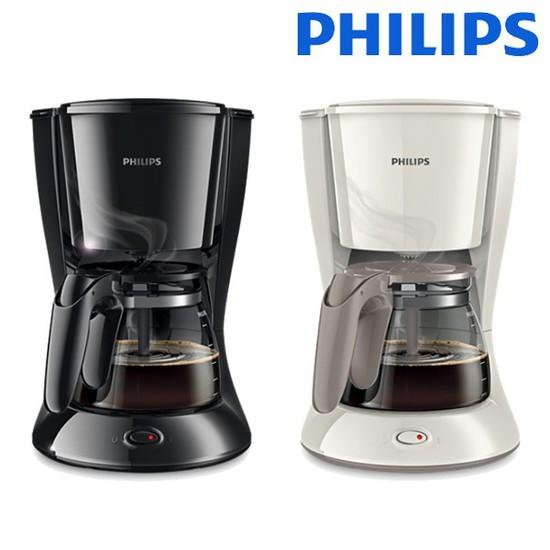 필립스 데일리 컬렉션 영구필터 커피메이커 HD7447 누수방지 기능, HD7447(블랙)
