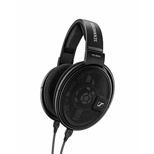 Sennheiser HD 660 S - HiRes Audiophile Open Back Headphone, 상세내용참조