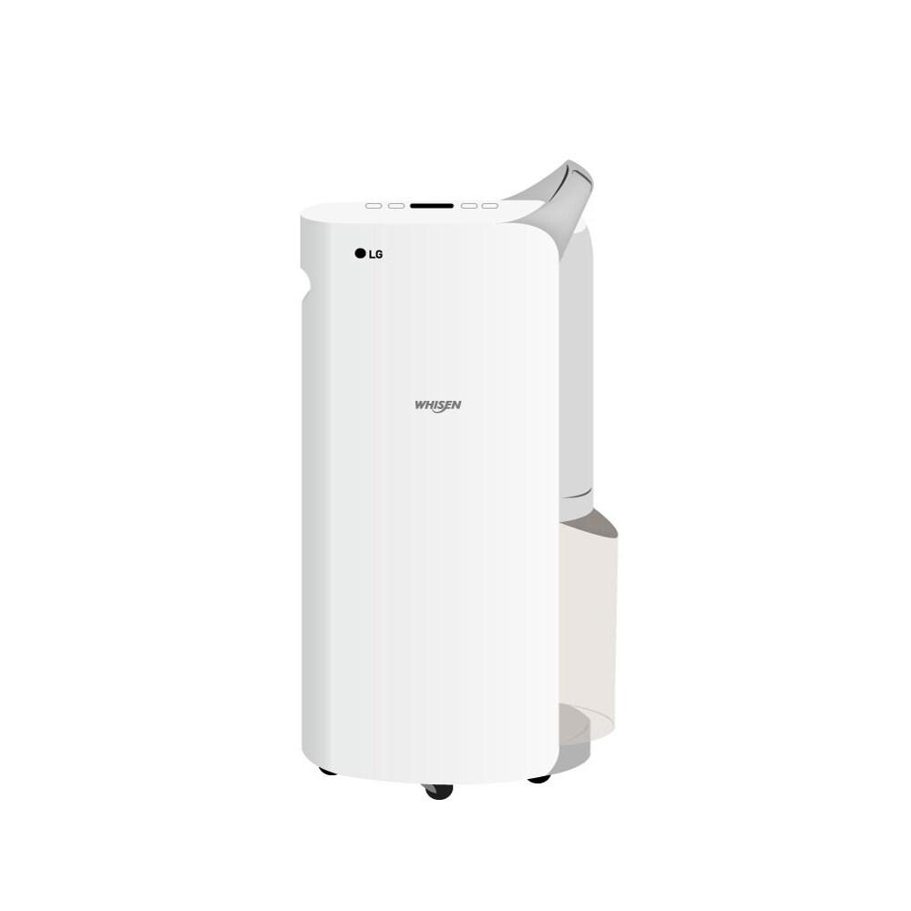 [신세계TV쇼핑][LG] 휘센 듀얼 인버터 제습기 DQ200PSAA 20L, 단일상품
