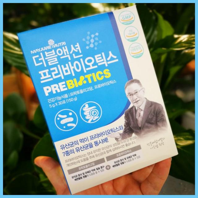 이승남원장 메이준뉴트리 더블액션 프리바이오틱스 5gx30포x3박스, 유산균, 유산균