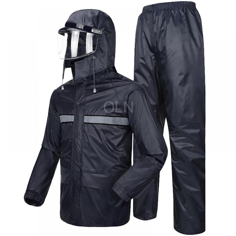 남여공용 오토바이 비옷 우비코트 캐주얼 AUl6teh AUl6teh