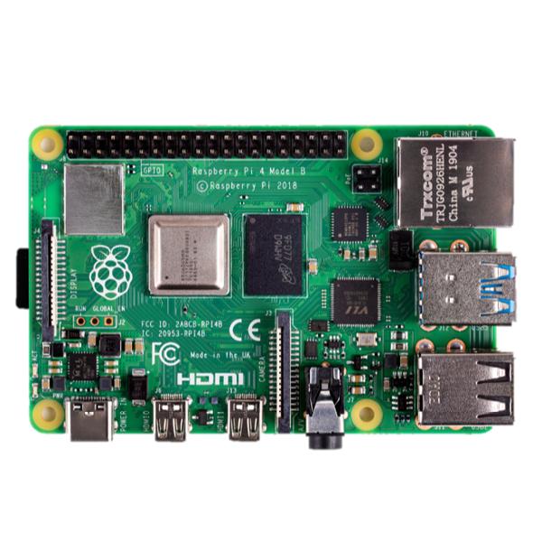 Raspberry pi 라즈베리파이4 B (Raspberry pi4 B) Model 4GB 무료배송, 옵션없음