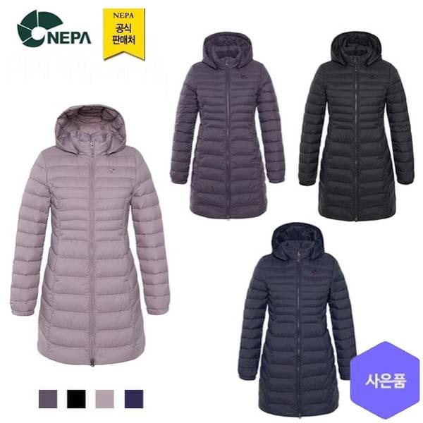 네파 20FW 긴기장 에이프릴 다운 재킷(7G82046 3 대백본점)