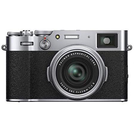 [아마존베스트]Fujifilm X100V Digital Camera - Silver PROD5820001027, Silver_One Size
