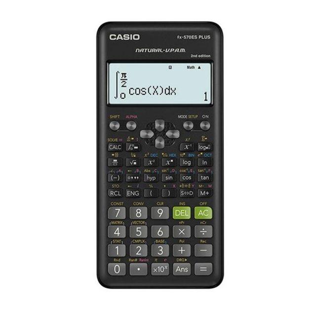 카시오 공학용계산기 FX570ESPlus2 (417개함수), 2 본상품선택