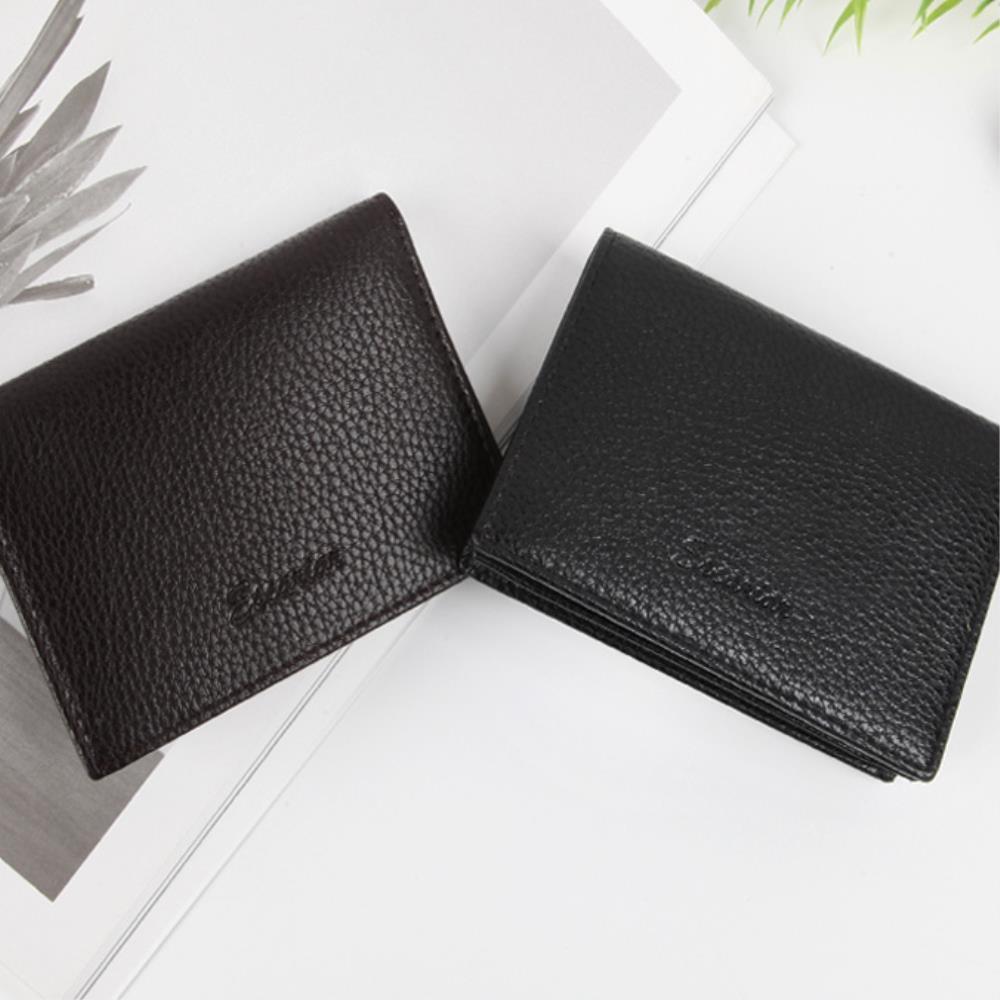까끄미 클래식 명함 지갑 카드지갑 반지갑 미니지갑
