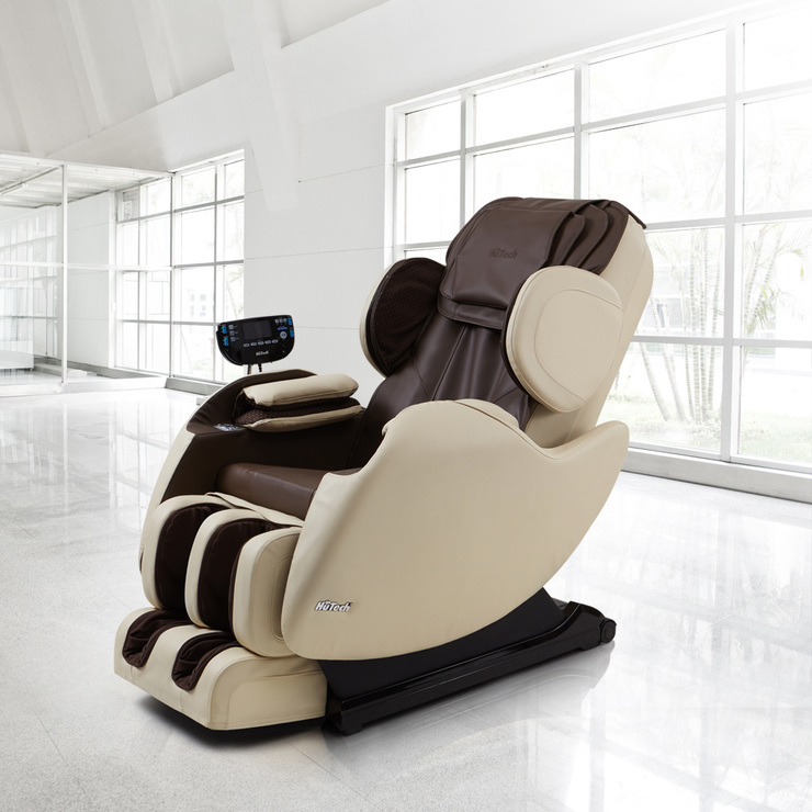 휴테크 안마 의자 i7 플러스