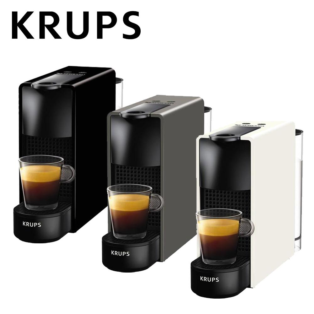 네스프레소 에센자미니 Nespresso XN1108, 크룹스 - 화이트