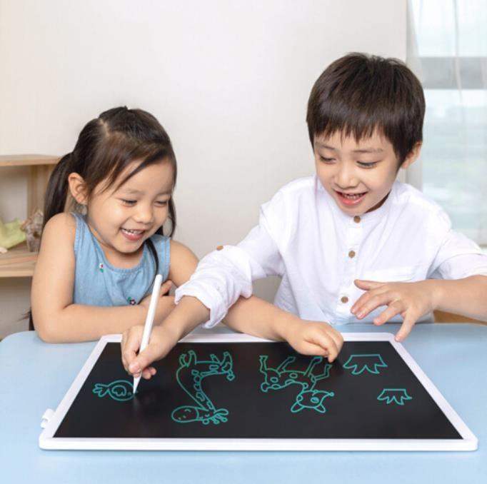 샤오미 전자노트 LCD 전자칠판 스크린 20인치