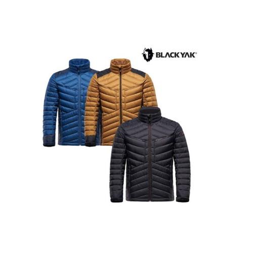 [블랙야크]남성 경량 거위털점퍼 M리콘다운자켓