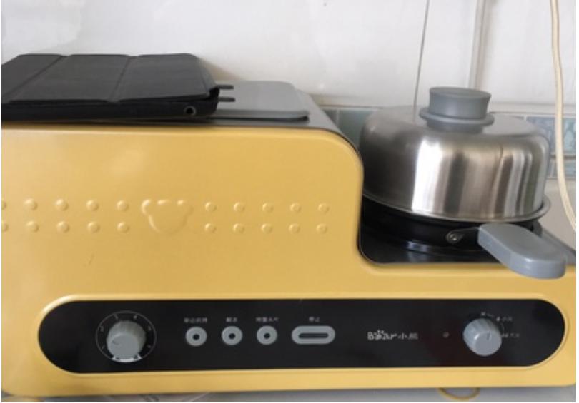 토스터기 Bear/DSL-A02V1가정용 빵굽는기계 2개 아침기계 전자동, T01-노란색