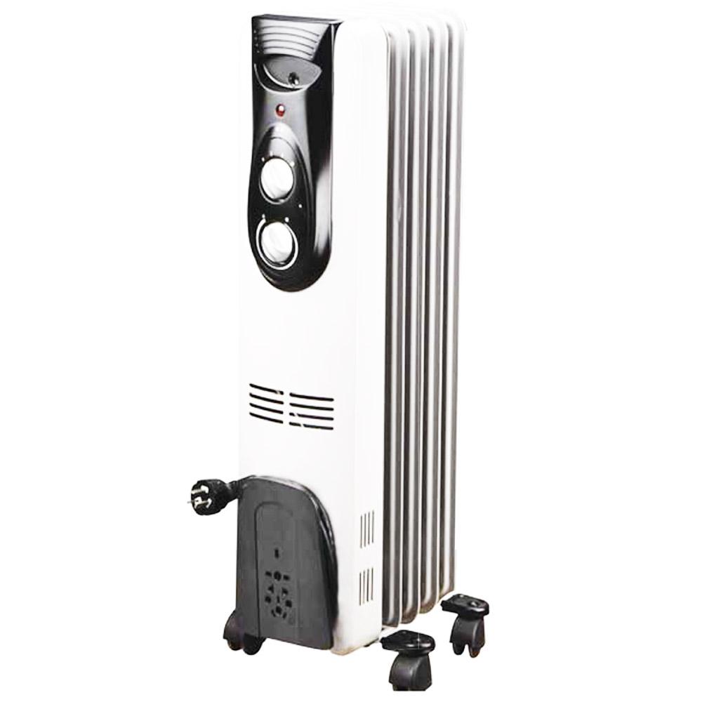 대성쎌틱 전기 라디에이터 DSRA-5 5핀 7핀 9핀 13핀 15핀 히터 난로난방, DSRA-5 (5핀 / 2~3평)