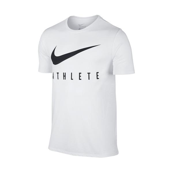 나이키 Dri-FIT 드라이핏 스우시 애슬릿 739420-100 반팔 티셔츠